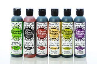 Nonna Pia's Gourmet Balsamic Vinegar Reduction - Whistler, BC