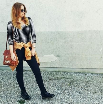 The 1460 W Boot shared by about.anni.