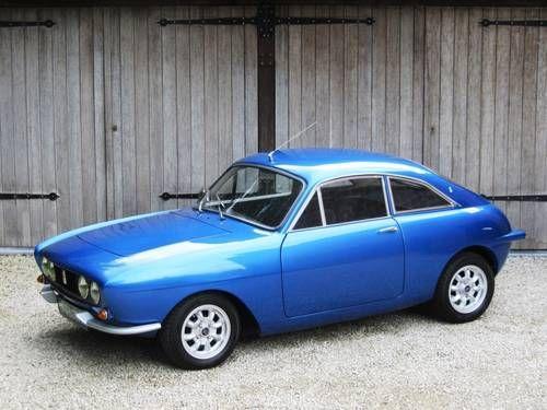 1962-1964 OGLE SX1000 GT