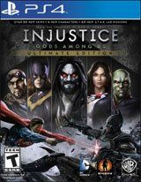 Injustice Ultimate Edition (Playstation 4)