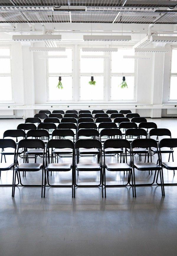 Enkelt interi rer offentlig milj pinterest for Interior design for advertising agency