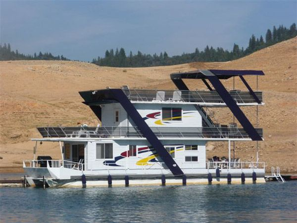 Shasta Lake Houseboat Sales - Houseboats for Sale