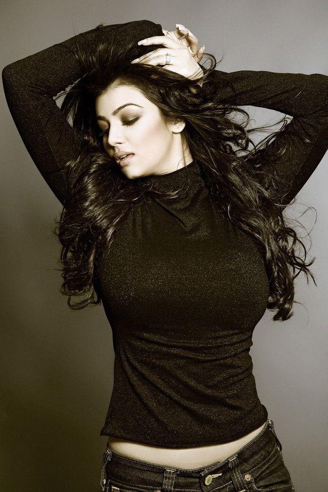 Ayesha Takia's Hot Photoshoot - YouTube