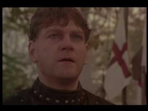 Henry V   (Saint Crispin's Day speech tracking scene to die for.)