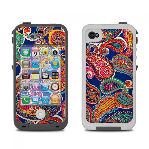 Gracen Paisley LifeProof iPhone 4 Skin