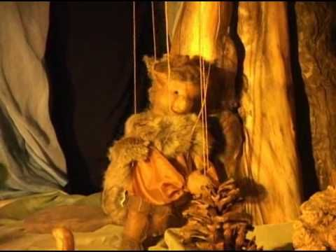 Why puppets in Waldorf education? The Enchantment of Puppetry