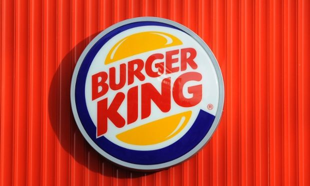 Burger King eliminates soft drinks from children's meal menus
