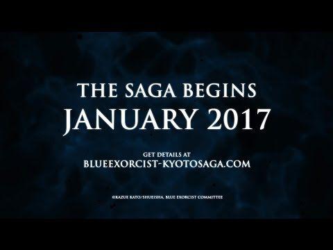Blue Exorcist -Kyoto Saga- Trailer - YouTube