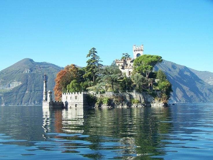 Isola di Loreto - Lago d'Iseo (BS)