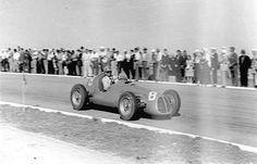 #8 Oscar Galvez (RA) - Maserati A6GCM (Maserati 6) 5 (9) Officine Alfieri Maserati