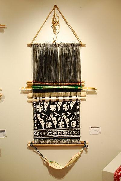 Backstrap loom