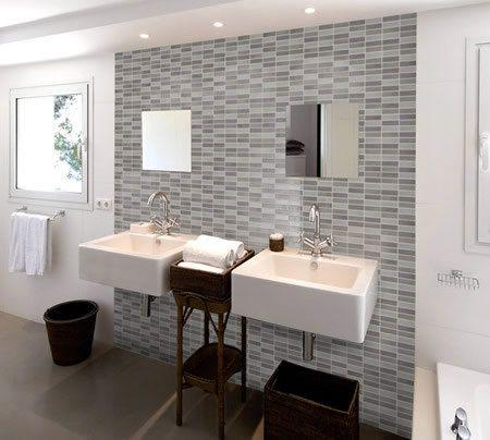 nova zinc ceramic feature tiles