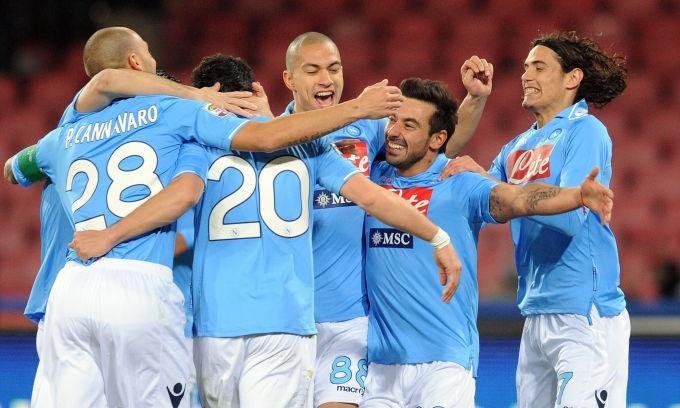 Napoli - Inter 1-0 #25agiornata