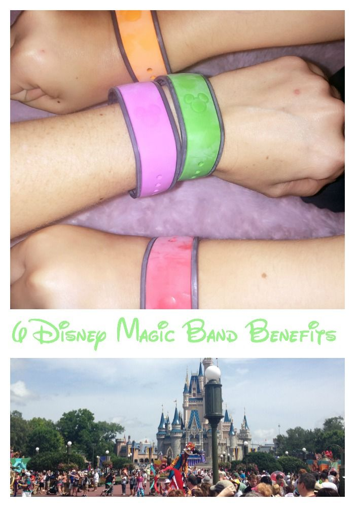 6 Benefits of Getting a Disney Magic Band While Visiting Disney