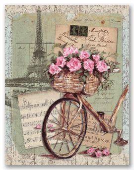 PC Parisian Bike - So cute!