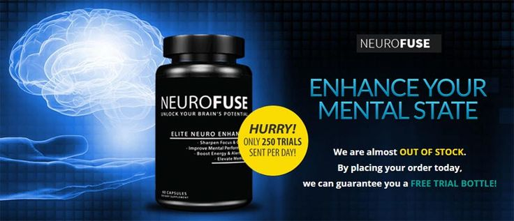 Neurofuse Risk Free Trial
