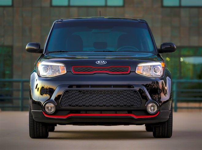 2016 kia soul red zone special edition