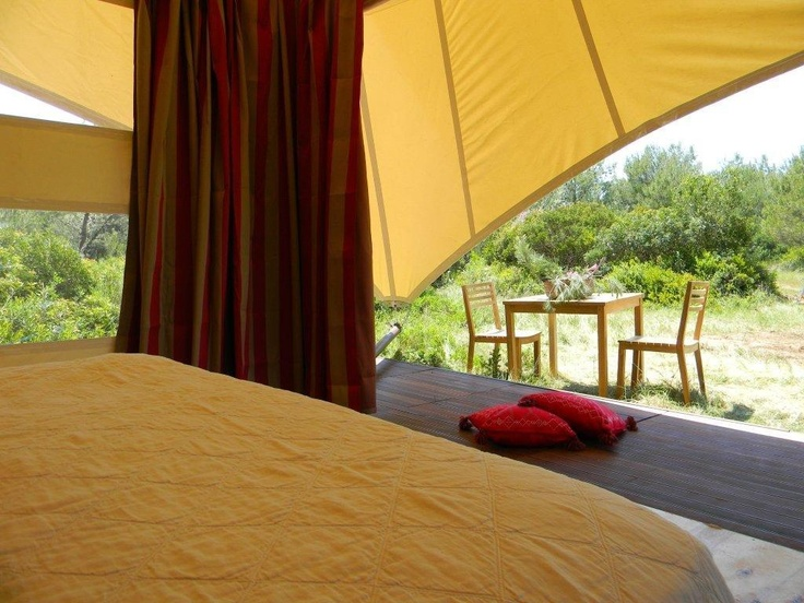 Sprech - Internal Pacifico Glamping #glamping
