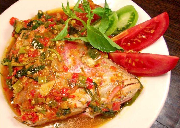 Kakap woku (fish)