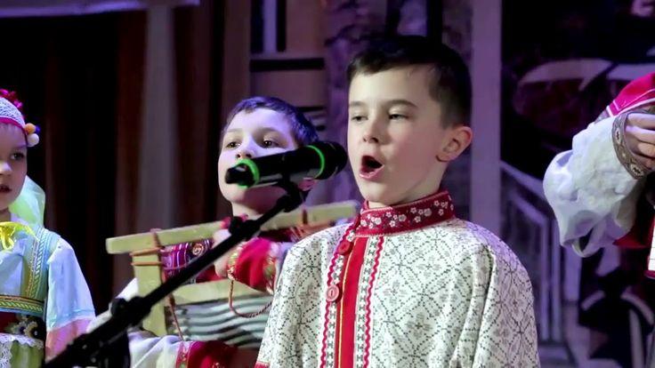 Детский театр песни ПОТЕШКИ    Соловей, соловей  пташечка