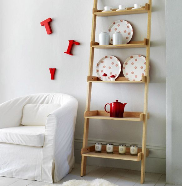 best 10 ikea ladder shelf ideas on pinterest bathroom. Black Bedroom Furniture Sets. Home Design Ideas