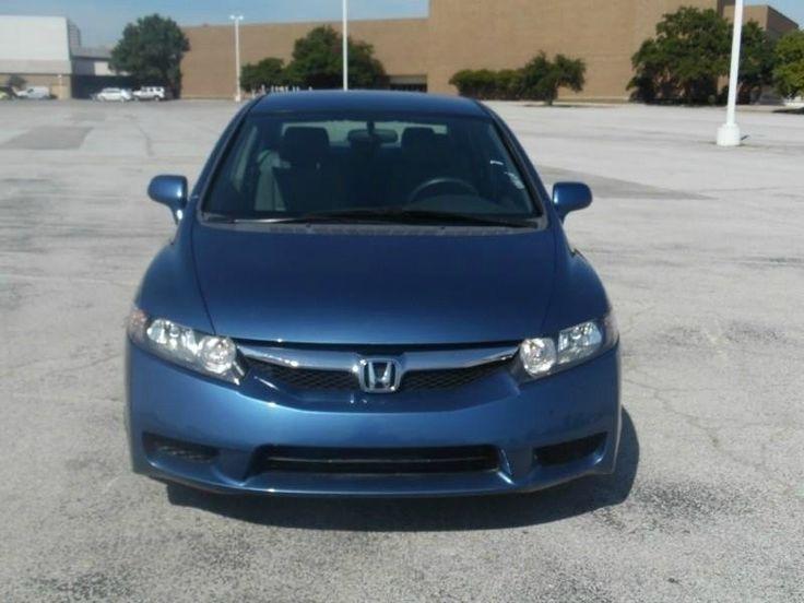 2010 Honda Civic Sdn $7600 http://www.ecarspro.com/inventory/view/9508255