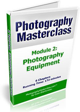 www.davodlbn.com/photography-masterclass.html - This module will introduce you to your photography equipment. It will help you get to know what gear is essential and what equipment you need to avoid.