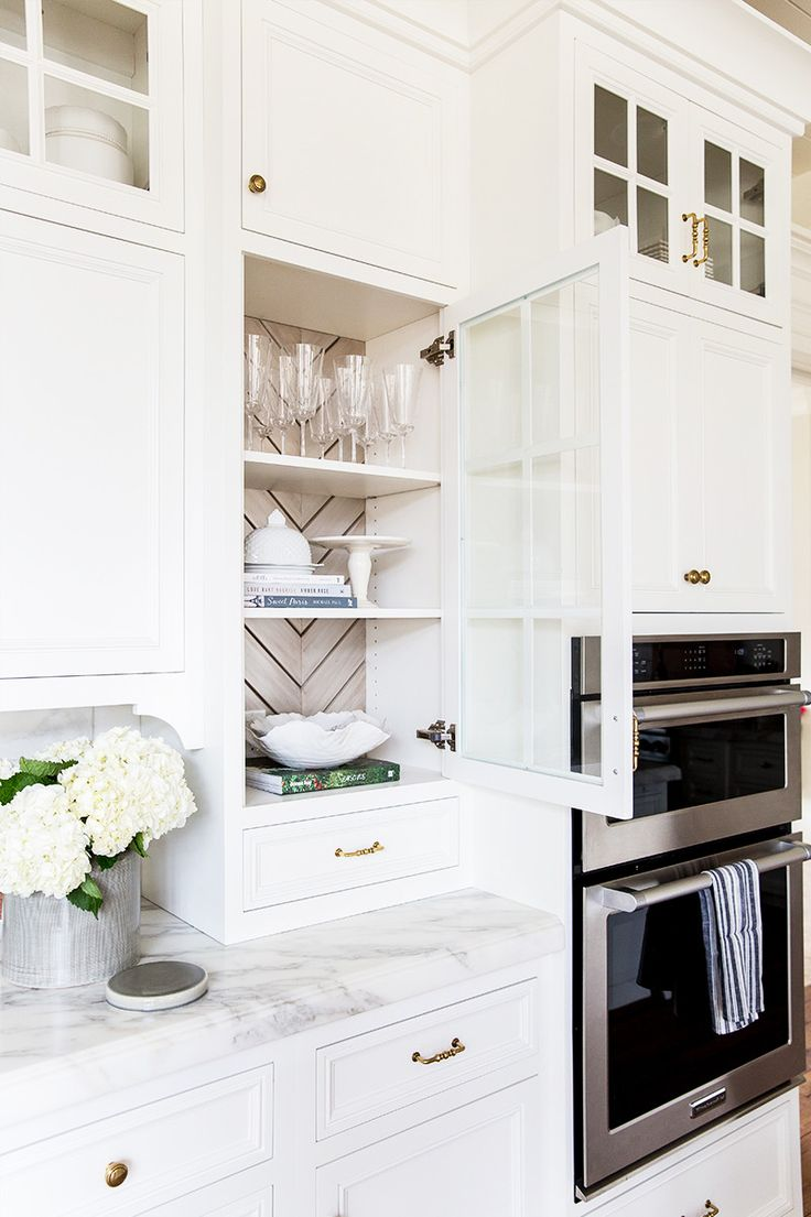 White Country Style Kitchens