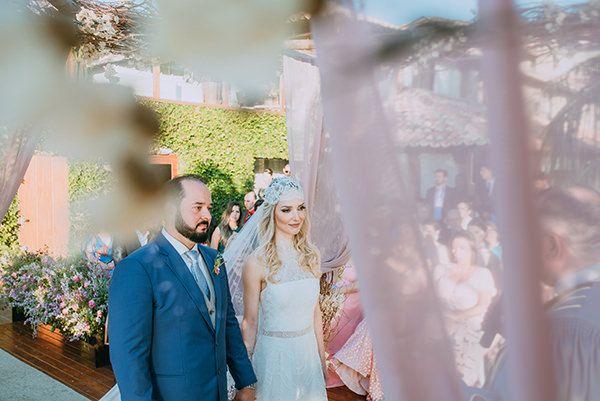 Casamento na praia: Francine Muraro + Alex Vasconcellos – Constance Zahn   – Detalhes Casamento