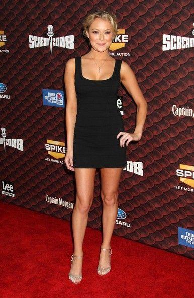 Alexa Vega Little Black Dress