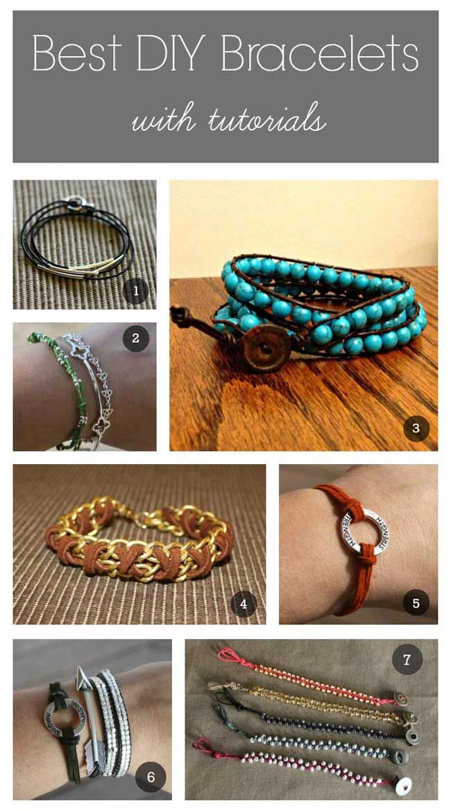 17 Best images about Jewelry Diy Bracelets