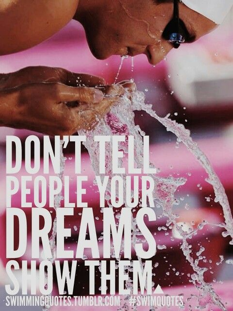#Donttellpeopleyourdreams #showthem
