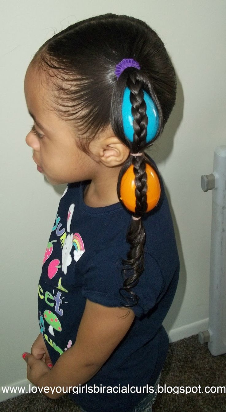 Remarkable Mixed Girl Hairstyles Mixed Girls And Girl Hairstyles On Pinterest Short Hairstyles Gunalazisus
