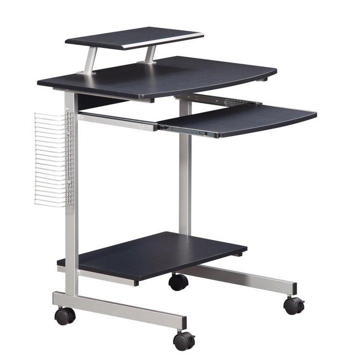 Techni Mobili Multifunction Mobile Computer Desk - RTA-2018-GPH06