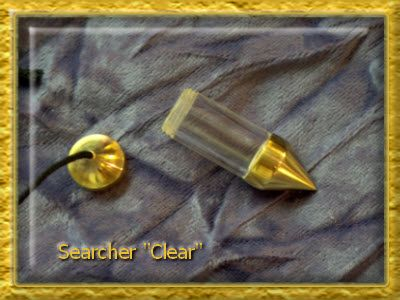 The Clear view Searcher pendulum boasts a large hollow Witness Chamber that can…