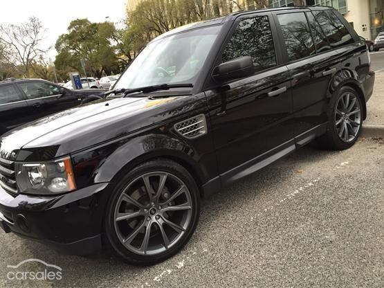 2008 Land Rover Range Rover Sport TDV8 Auto 4x4 MY08-$53,500*