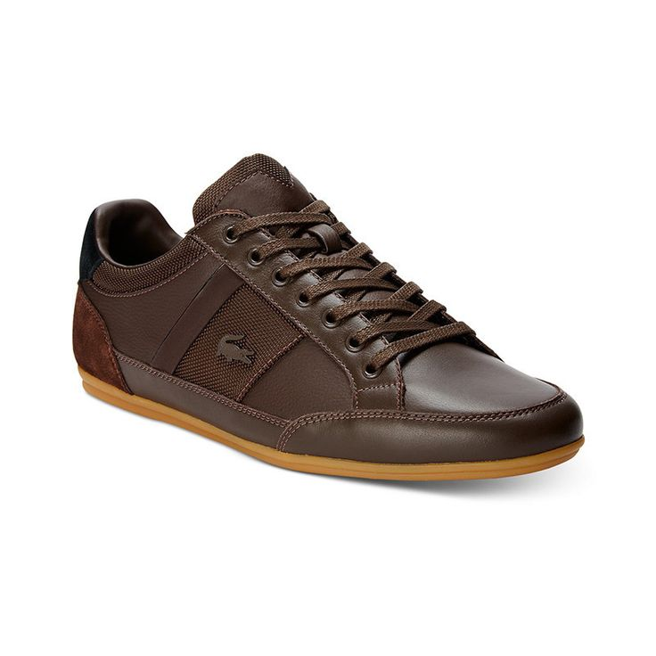 Shop Online Lacoste Chaymon Sneakers - Khaki For Men, Shoes Apron toe  Lace-up