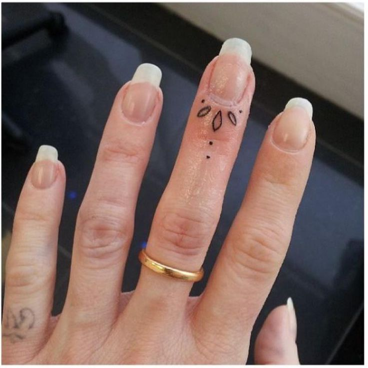 Stylish Small Tattoo Ideas and Inspiration   POPSUGAR Fashion