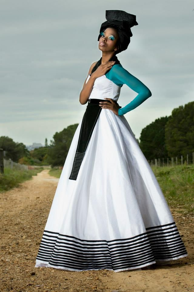Xhosa fashion