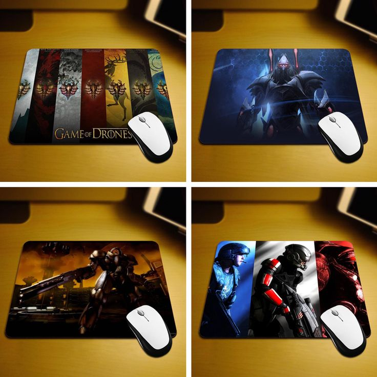 MaiYaCa Starcraft Game Mouse Pad Size 18*22cm and 25*29cm Mouse Mats