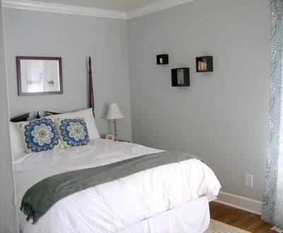 Paint Benjamin Moore Pale Smoke Also Check Out Bm Silvery Moon New Master Bedroom