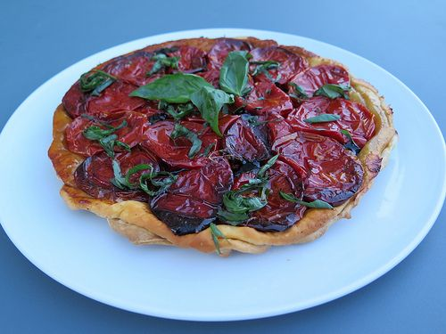 Ma recette de la tarte tatin aux tomates et toutes mes astuces pour quelle soit parfaite ! quiches 41 les legumes de lamap