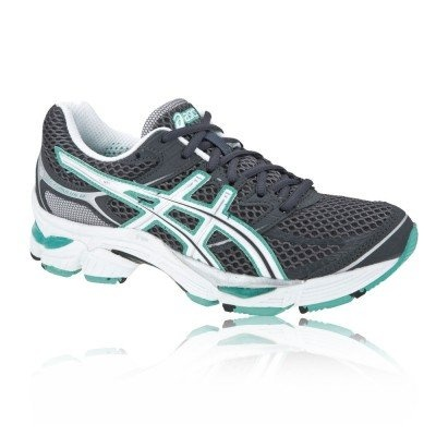 ASICS LADY GEL-CUMULUS 13 Running Shoes – 5 – Grey at http:/