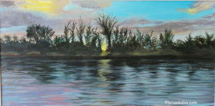 marine painting briankillinart
