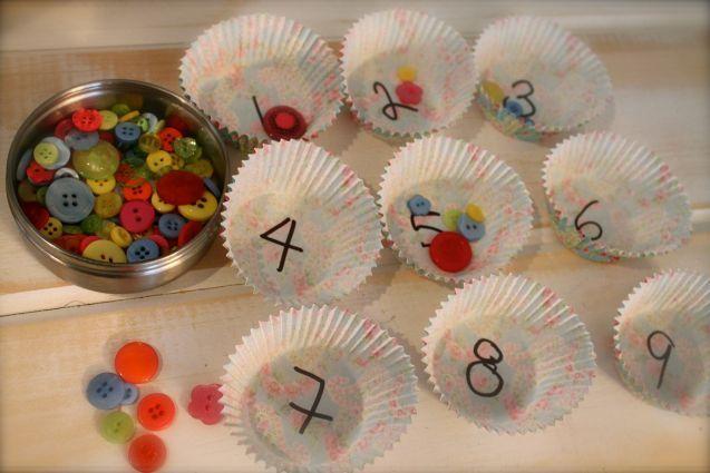 5 jeux pour apprendre les chiffres - Page 3 - Activités - Jeux - Éveil - Mamanpourlavie.com