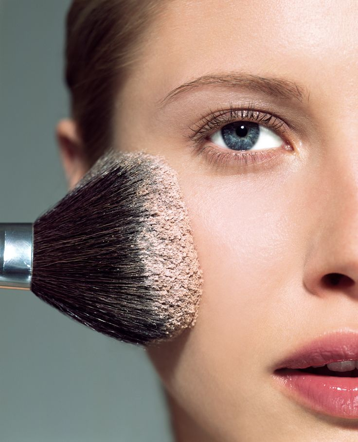 """We Tried It: """"Baking,"""" the Makeup Technique That's Blowing Up on YouTube from…"""