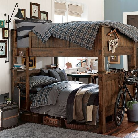 $1,999.00 Emerson Bunk Bed | PBteen