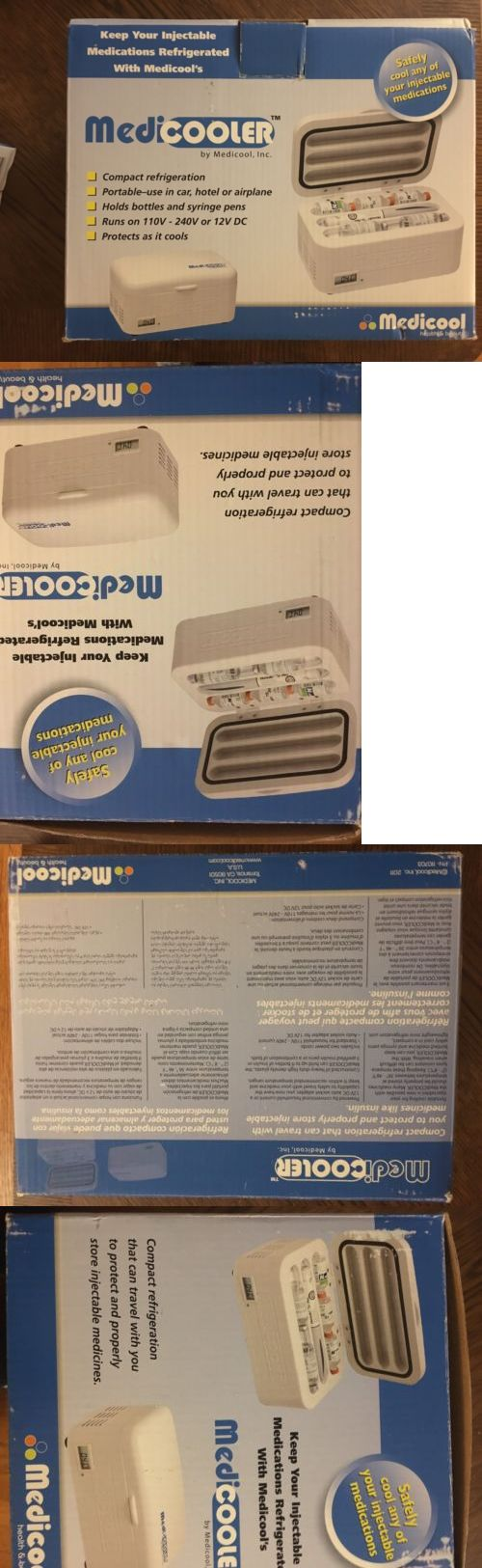 Other Diabetic Aids: Medicooler Micro Insulin Refrigerator Brand New -> BUY IT NOW ONLY: $99.99 on eBay!