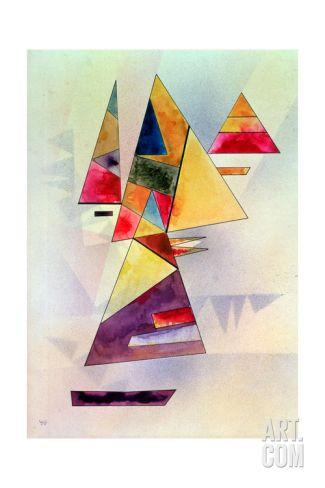 Vassily Kandinsky - Composition 1930