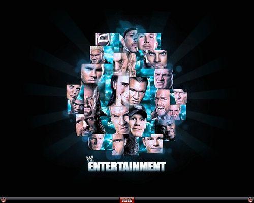 WWE Wallpaper: WWE Entertainment. Logo image reference.